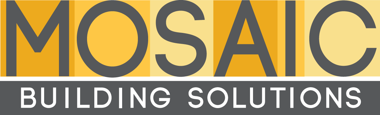 mosaic building solutions logo