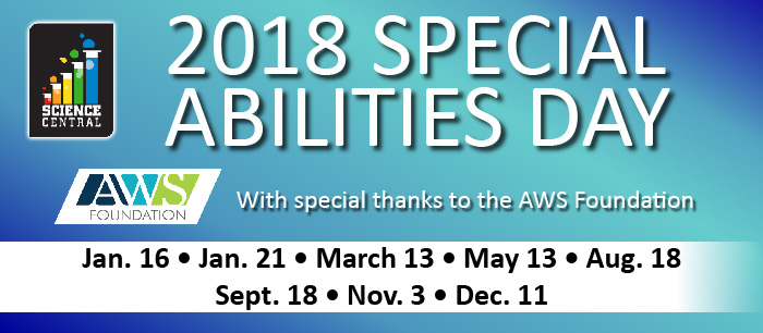 2018 Special Abililties Web Banner